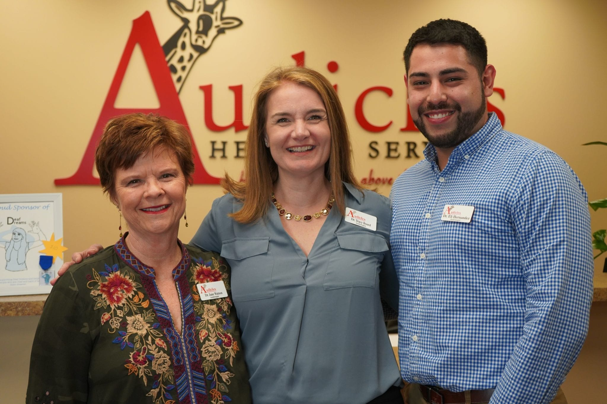 Audiologists at Audicles