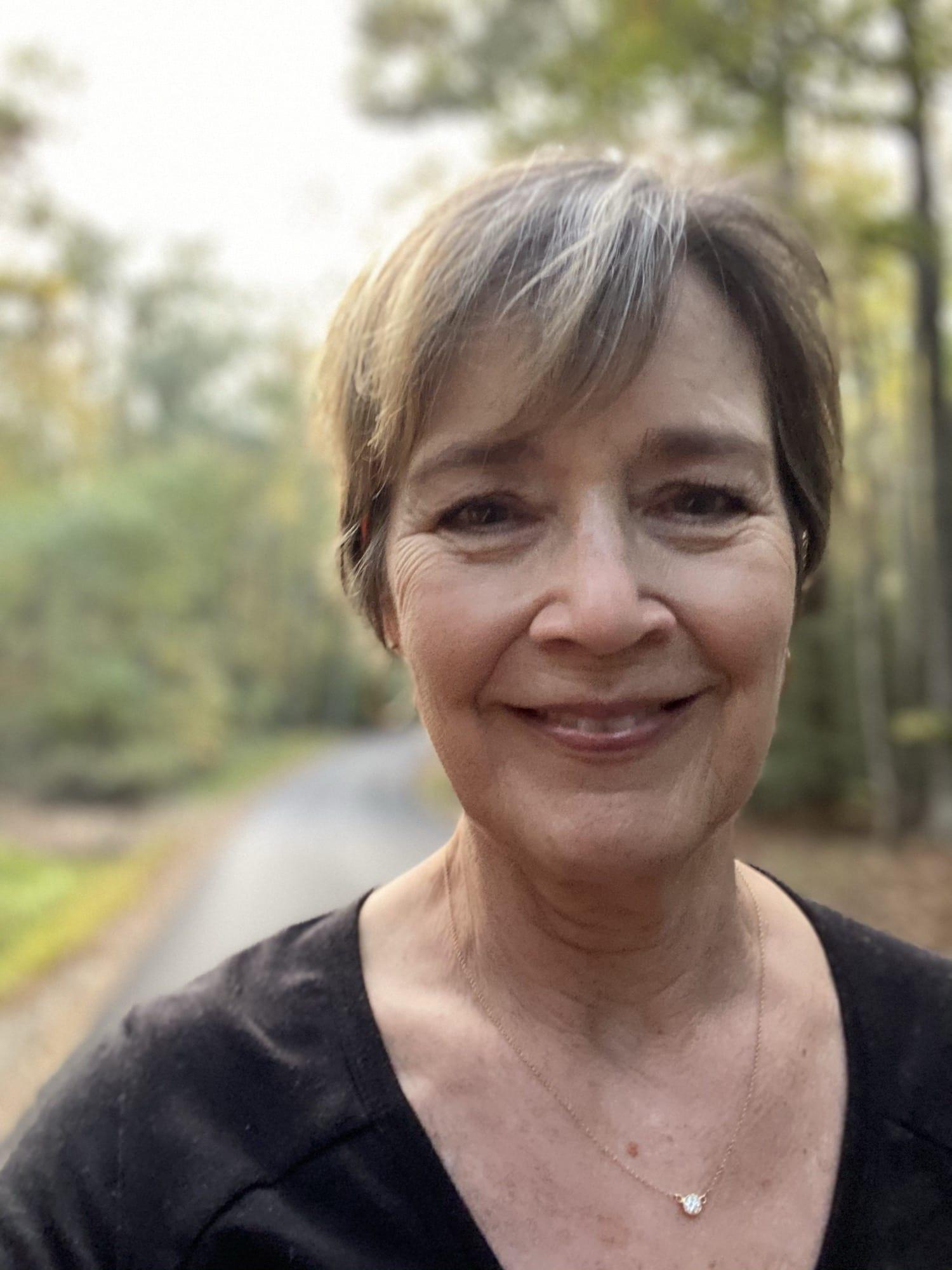 Denise Weber hearing health journey